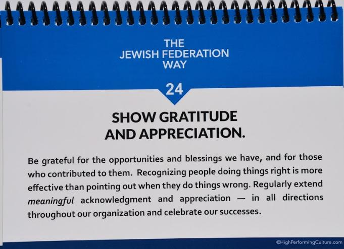 fundamental 24 show gratitude and appreciation jewish