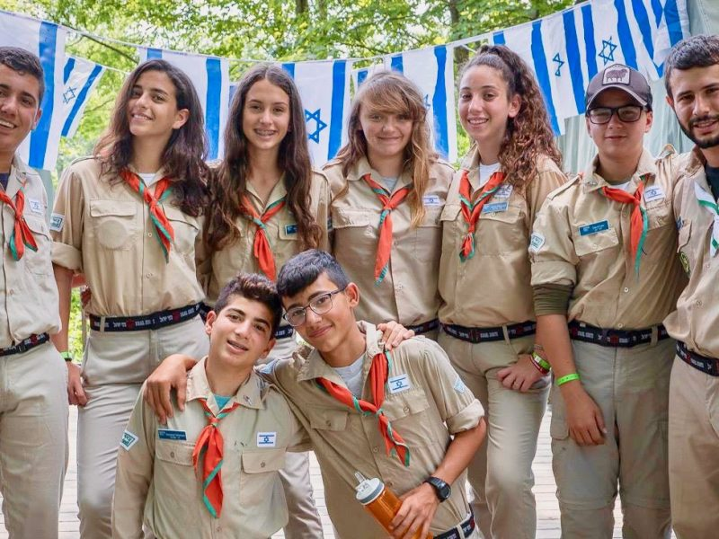 Scouting for teens