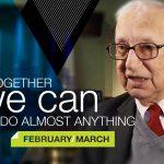 What We Accomplish Together: February