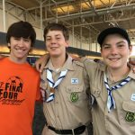 Israeli, American Teens Connect Through Scouting, Ping-Pong and Fortnite