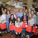 Women of Jewish Federation Make Thanksgiving Holiday Brighter for Families in Need