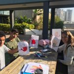 Cincy Fellow Leading with the 'Llama' in Israel